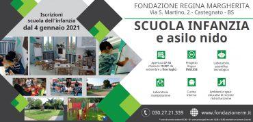 Iscrizioni scuola infanzia 2021/22